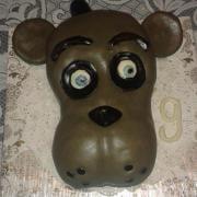 Torta Freddy pre syna.