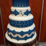 Torta Modrá ☺