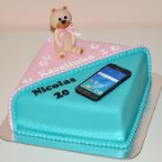 Torta Pre dvoch oslávencov