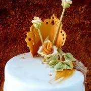 Torta zlaté narodeniny