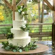 Torta Krémová svadobná