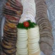 Torta mäsové rolády