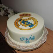 Torta Lukášovi...