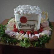 Torta Slaná pivko