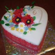 Torta Svadobna50