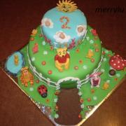 Torta torta pre Miu
