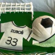 Torta Futbalová...