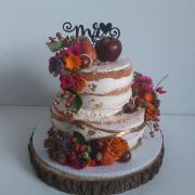 Torta Svadobná jesenná