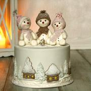Torta Snehuliaci :-)