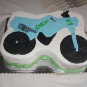 Torta motorka