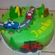 Torta torty pre deti