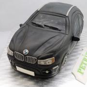 Torta Moje prvé 3D auto BMW X6