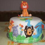 Torta zvieratkova