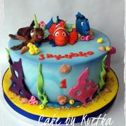 Torta Nemo :)