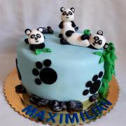 Torta Pandy na želanie