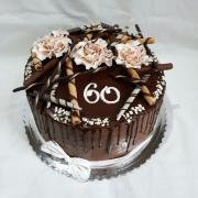 Torta Čokoládová na želanie