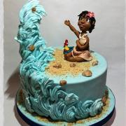 Torta Moana :)