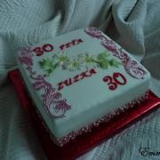 Torta Narodeniny dvojoslava