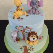 Torta Zvieratká