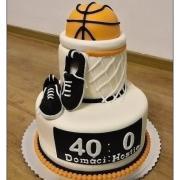 Torta Pre basketbalistu