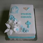 Torta Tortička na birmovku 1