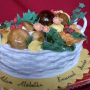 Torta narodeninová :)