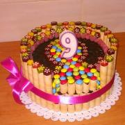 Torta Pre moju maškrtníčku
