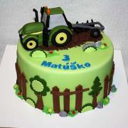 Torta S traktoríkom