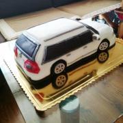 Torta Citroen C5