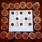 Torta Vianočné pralinky
