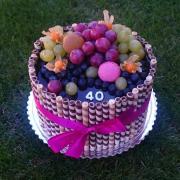Torta Ovocna tortička