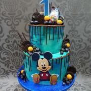 Torta detská narodeninová tortička