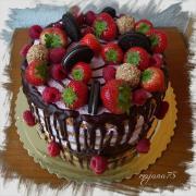 Torta nahá ovocná
