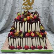 Torta ovocna 20+dph