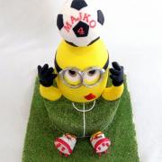Torta Mimon futbalista