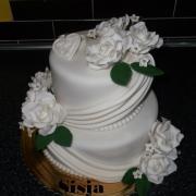 Torta Svadobná