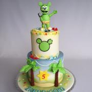 Torta Gumi macko :)