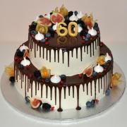 Torta K 60-tim narodeninám
