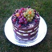Torta Naha torticka s ovocim