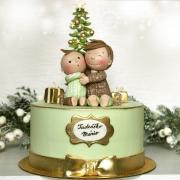 Torta Dvojitá oslava :-)