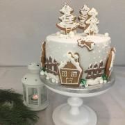 Torta vianočna