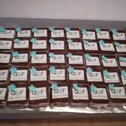 Torta tortičky na firemnú akciu