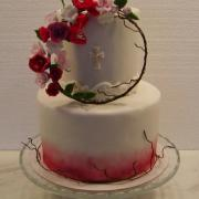 Torta Na birmovku pre vnučku