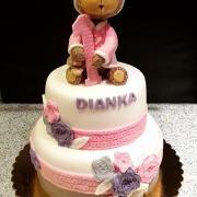 Torta Prvé narodeninky