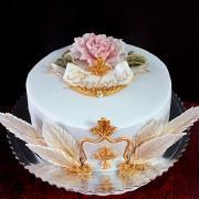 Torta krstiny