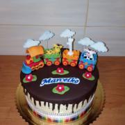 Torta Vláčik