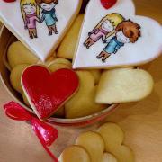 Torta Sušienky plné lásky