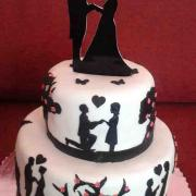 Torta na svadbu