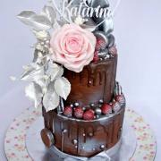 Torta Čokoládová ganache torta