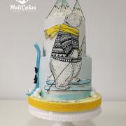 Torta lyžiarska ...